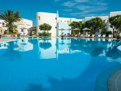 Asteras Paradise Hotel Asteras Paros