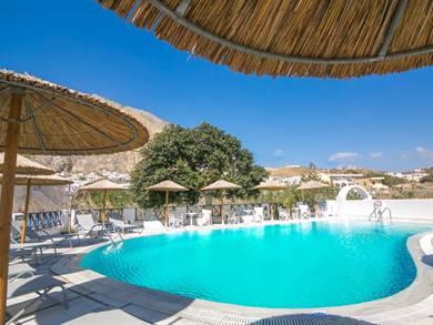 Hotel Sunshine Kamari Santorini