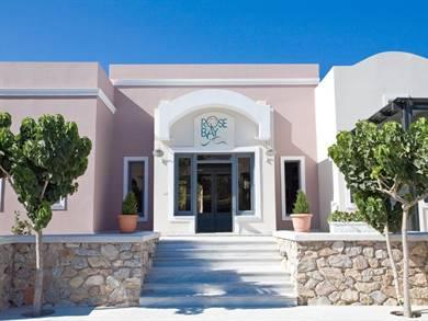 Rose Bay Hotel Kamari Santorini