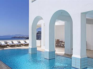 Atlantis Hotel Fira Santorini