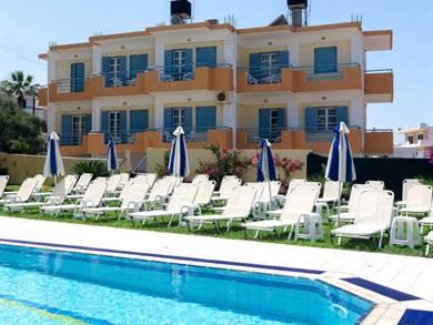 Princess Annex Apartments Malia Creta