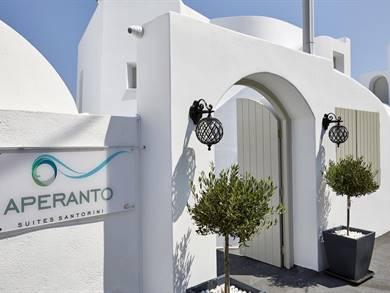 Aperanto Suites Oia Santorini