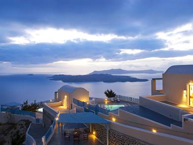 Celestia Grand Executive Villas Fira Santorini