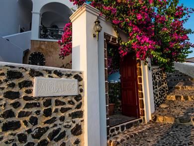 Aigialos Niche Residences & Suites Fira Santorini