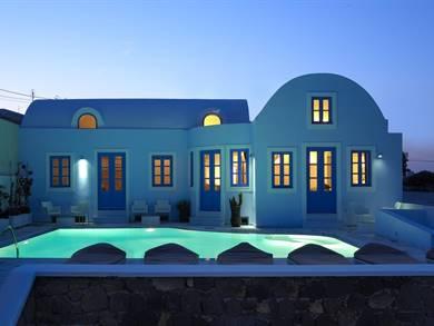 Kallisto Hotel Imerovigli Santorini