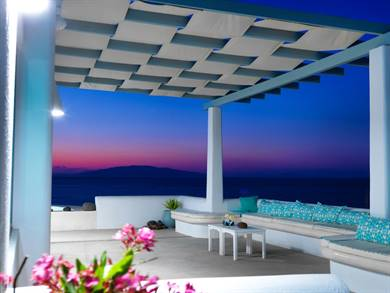 Heaven on Earth Private Villa Imerovigli Santorini
