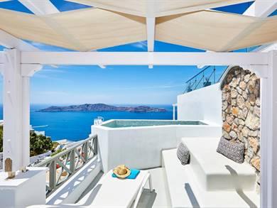 Kasimatis Suites Imerovigli Santorini