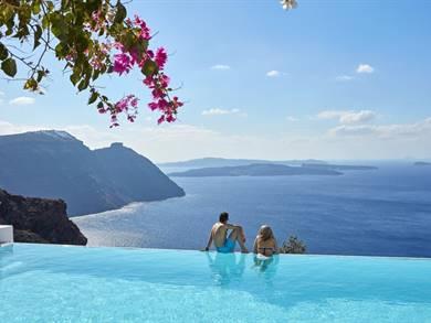 San Antonio Luxury Hotel Imerovigli Santorini