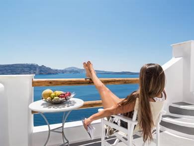Caldera Premium Villas Oia Santorini