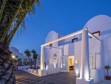 Aressana Spa Hotel & Suites Fira Santorini