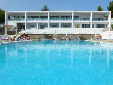 Ellia Hotel Pefki Rodi