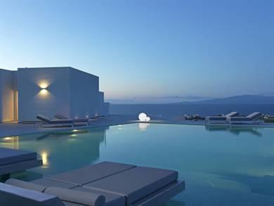 Myst Boutique Hotel Oia Santorini