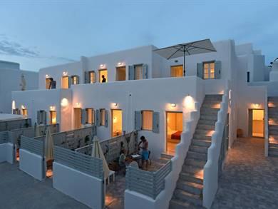 Porto Naoussa Hotel Adults Only Naousa Paros