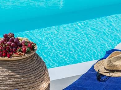 Azar Luxury Villas & Suites Imerovigli Santorini