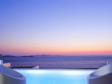 Kouros Hotel & Suites Mykonos Citta' Mykonos