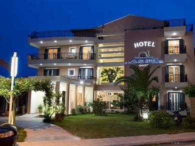 Hotel Grand Nefeli Vassiliki Lefkada