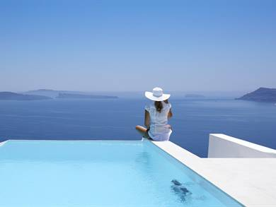 Amaya Selection of Villas Oia Santorini
