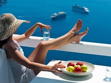 Aqua Mare Luxury Suites Imerivigli Santorini