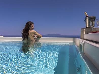 Elysian Oia Santorini