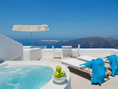 White Santorini Suites & Spa Imerovigli Santorini