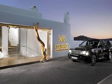 Kensho Boutique Hotel and Suites Ornos Mykonos