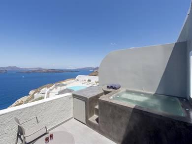 Caldera s Dolphin Suites Megalochori Santorini