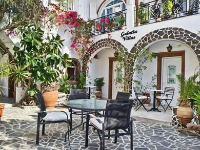 Galatia Villas Fira Santorini