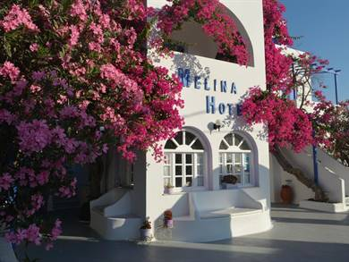 Melina Hotel Fira Santorini