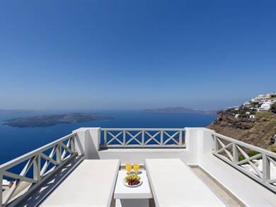 Vista Mare Suites Imerovigli Santorini