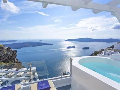Pegasus Suites & Spa Imerovigli Santorini