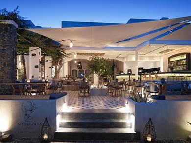 Afroditi Venus Beach Hotel Santorini