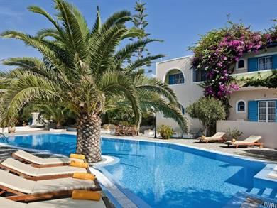 Paradise Resort Akrotiri Santorini