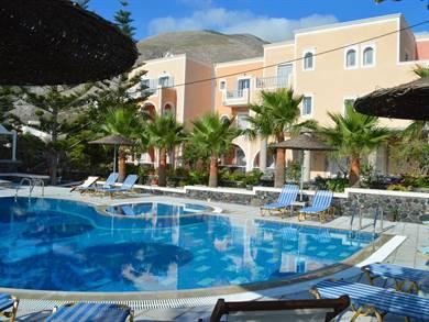Castro Hotel Kamari Santorini