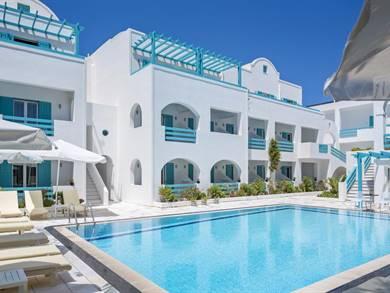 Santellini Hotel Kamari Santorini