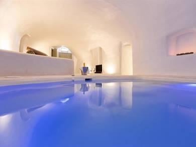Kampanario Luxury Villa Megalokhori Santorini