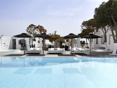 Kalisti Hotel & Suites Fira Santorini