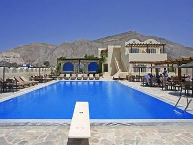 Thera Mare Hotel Perivolos Santorini