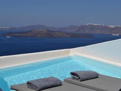 Maison Des Lys Luxury Suites Akrotiri Santorini