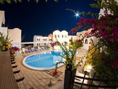 New Haroula Fira Santorini