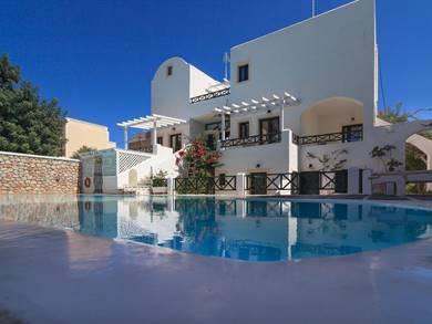 Sellada Beach Hotel Perissa Santorini