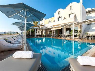 Memories Beach Hotel Monolithos Santorini