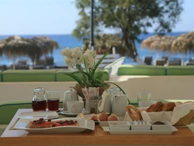 Glykeria Mini Suites Perivolos Santorini