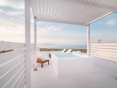 Fava Eco Residences Oia Santorini