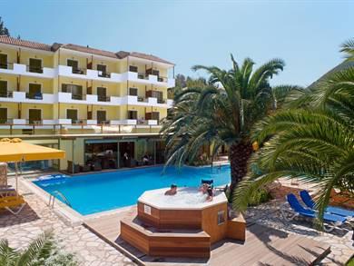 Cleopatra Beach Hotel Yenion Lefkada