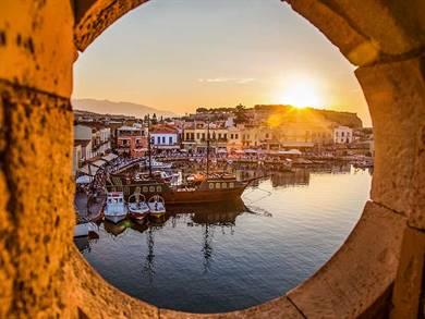 Rethymno Isola di Creta