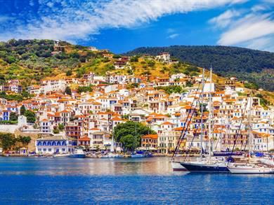 Skopelos Città  (il Capoluogo di Skopelos)