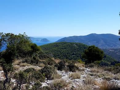 Tombe di Sendoukia Isola di Skopelos