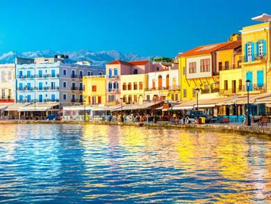 Chania Isola di Creta