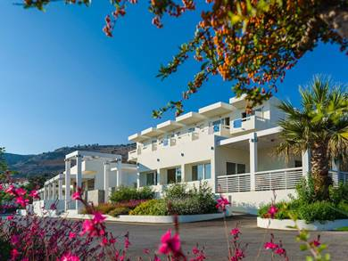 Lindos White Hotel & Suites Vlycha Beach Rodi