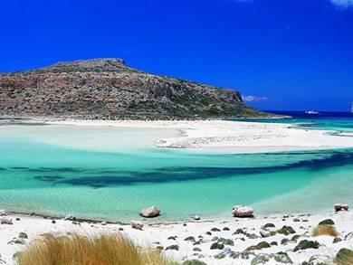 Laguna di Balos isola di Creta